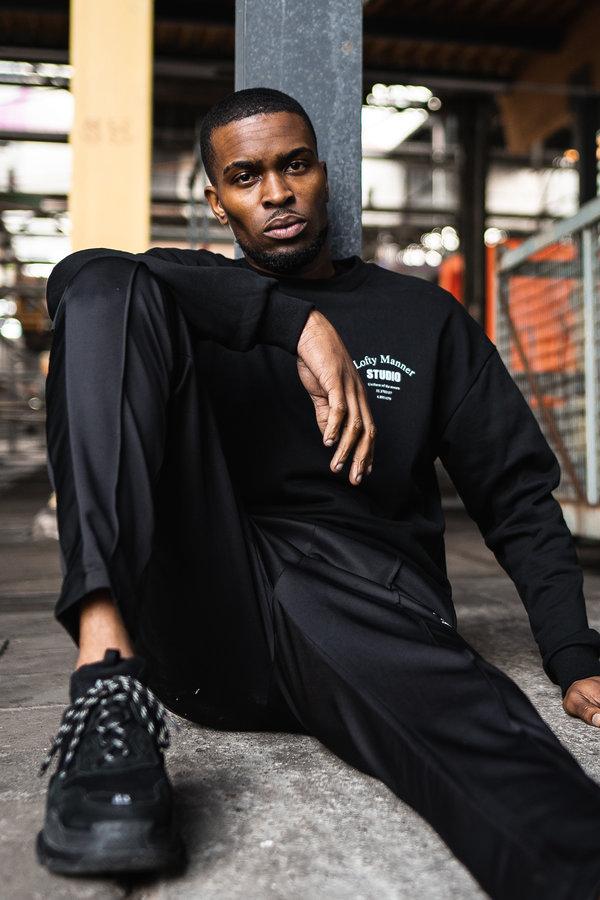 Pants Jeremy-Black Studio