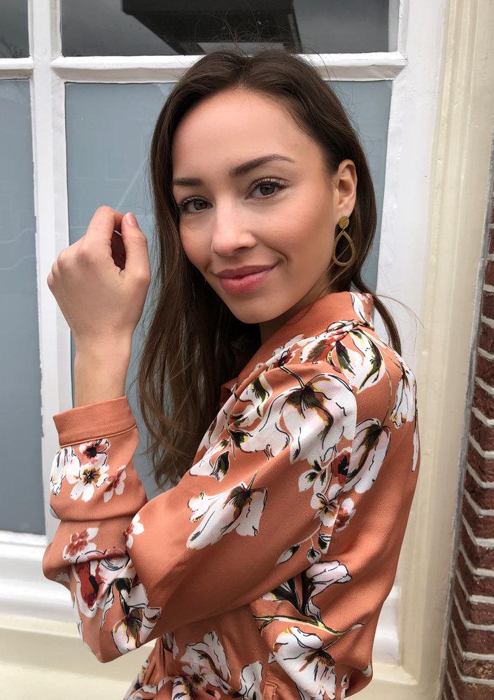 Skirt Kaylee Zwart