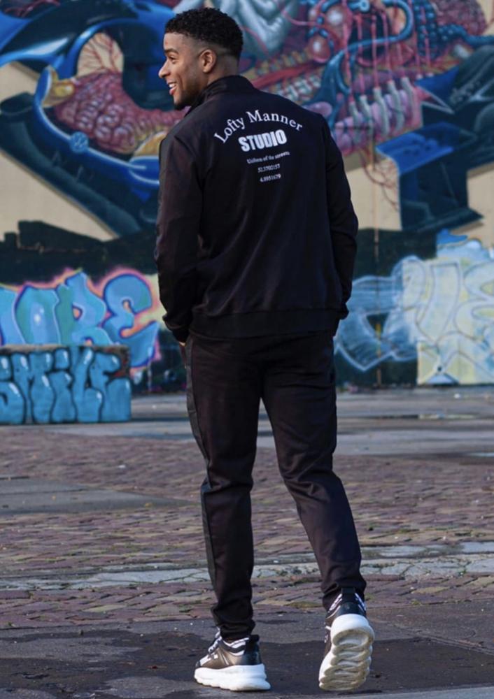 Jacket Jace Black