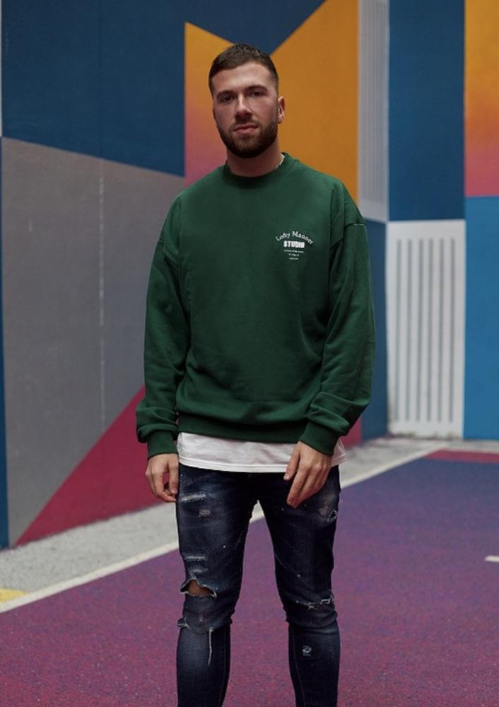 Sweater Jaydon Green