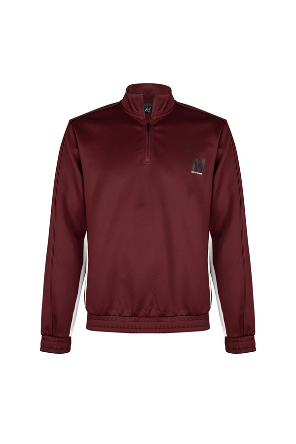 Jacket Owen Red
