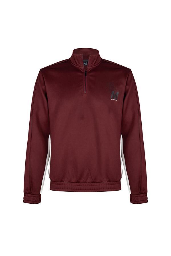 Lofty Manner Coat Owen Red