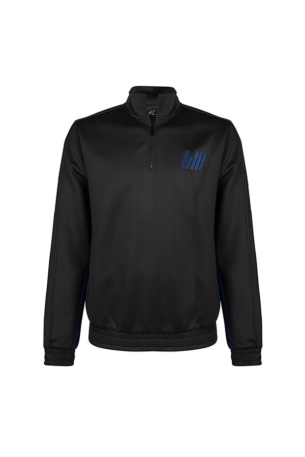 Lofty Manner Coat Liam Black