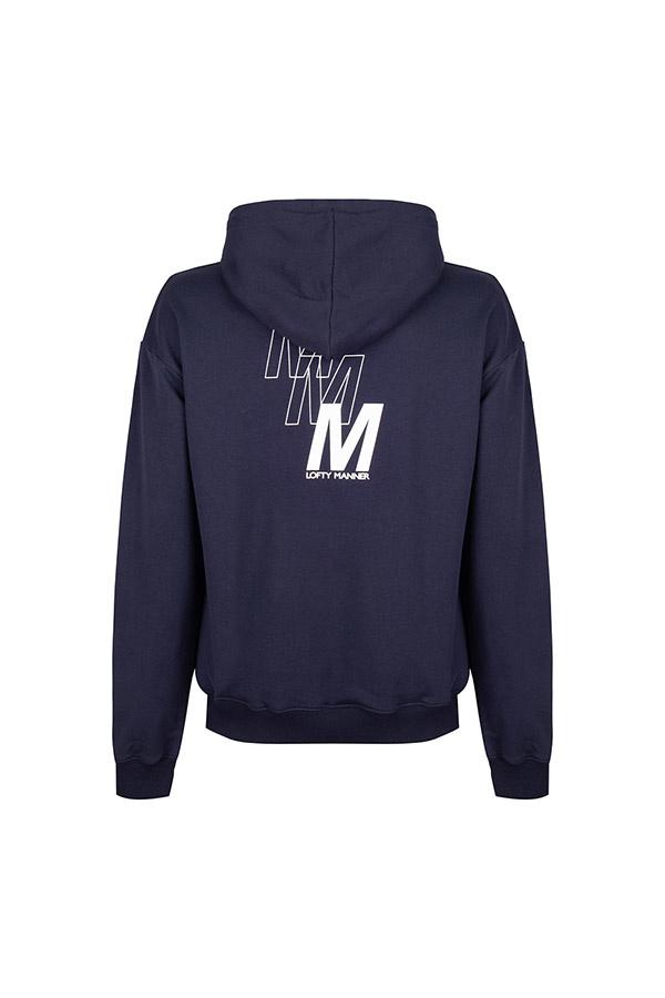 Lofty Manner Sweater Logan Blue