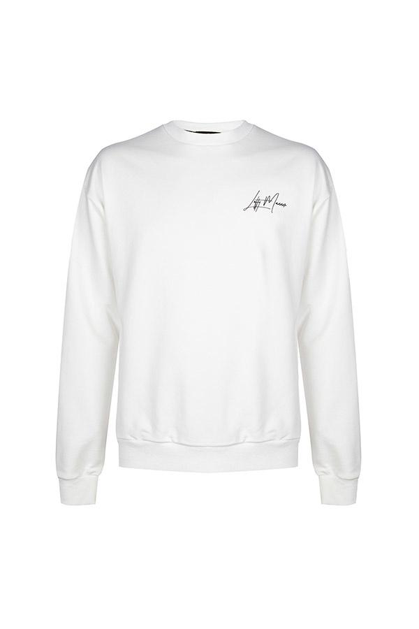 Lofty Manner Sweater Andrew White