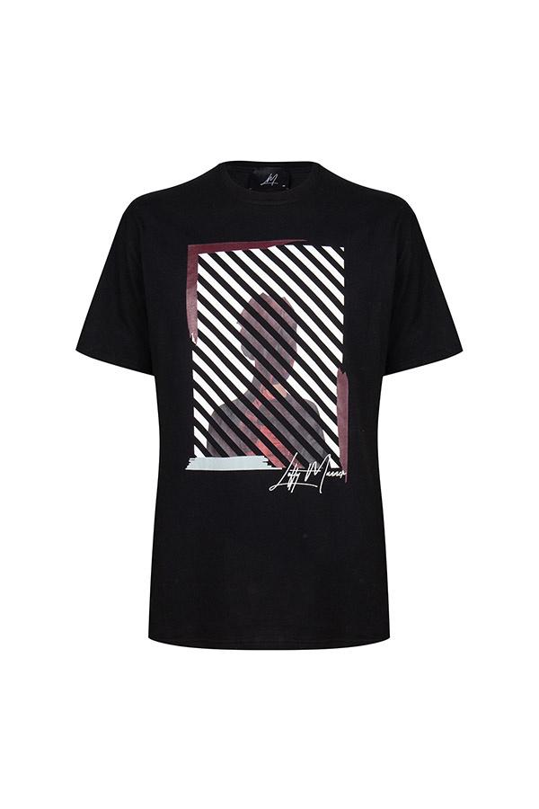 Lofty Manner T-Shirt Wes Black