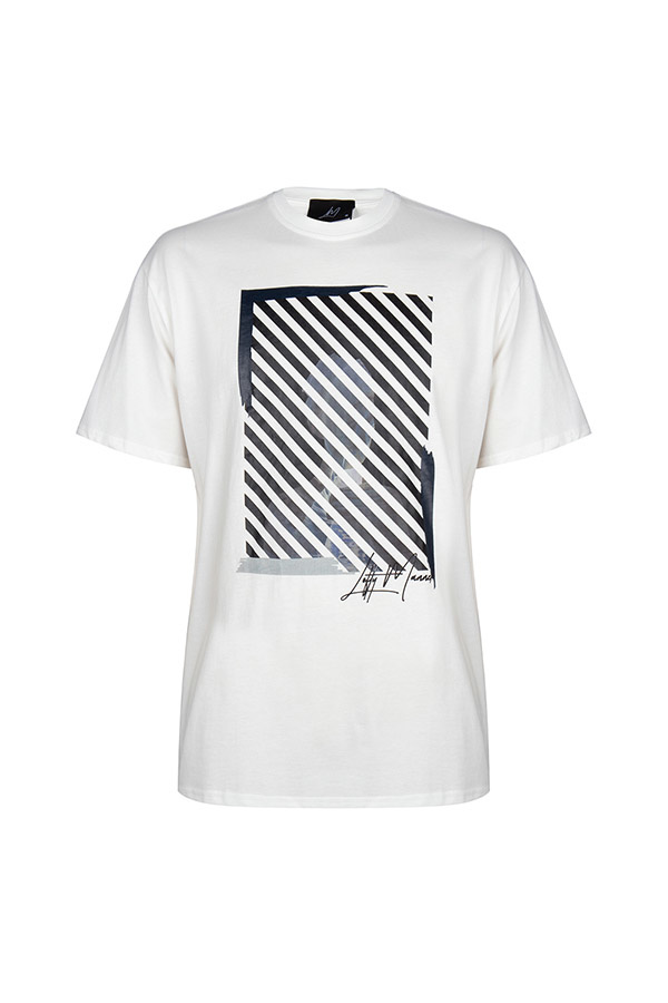 Lofty Manner T-Shirt Wes White