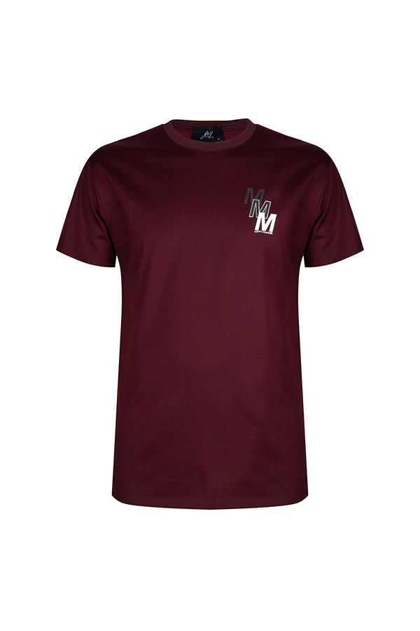 Lofty Manner T-Shirt Lincoln Rood