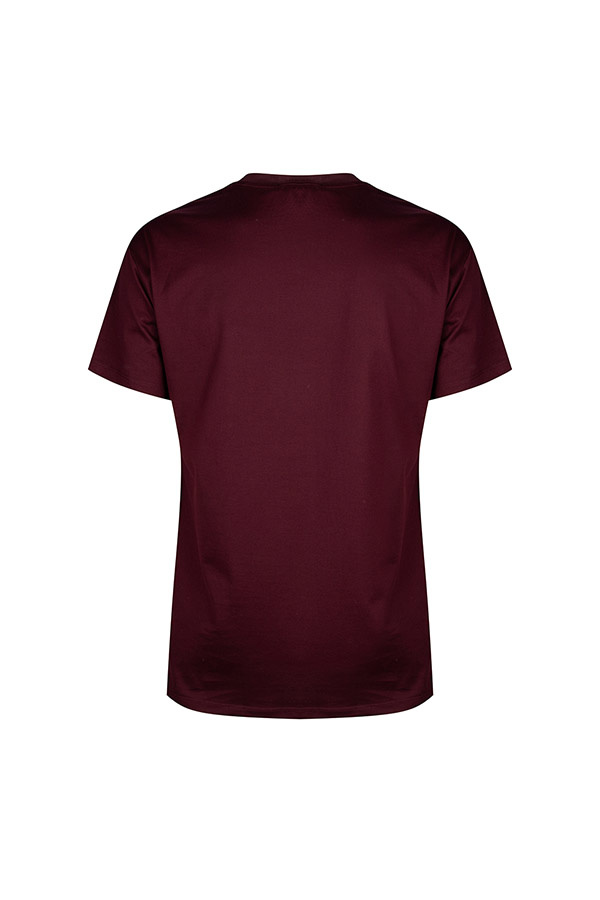 Lofty Manner T-Shirt Lincoln Red