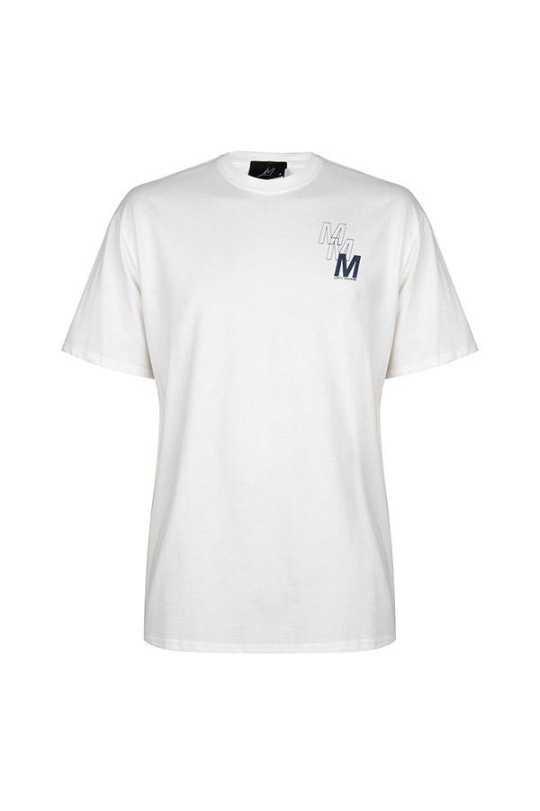 T-Shirt Lincoln White