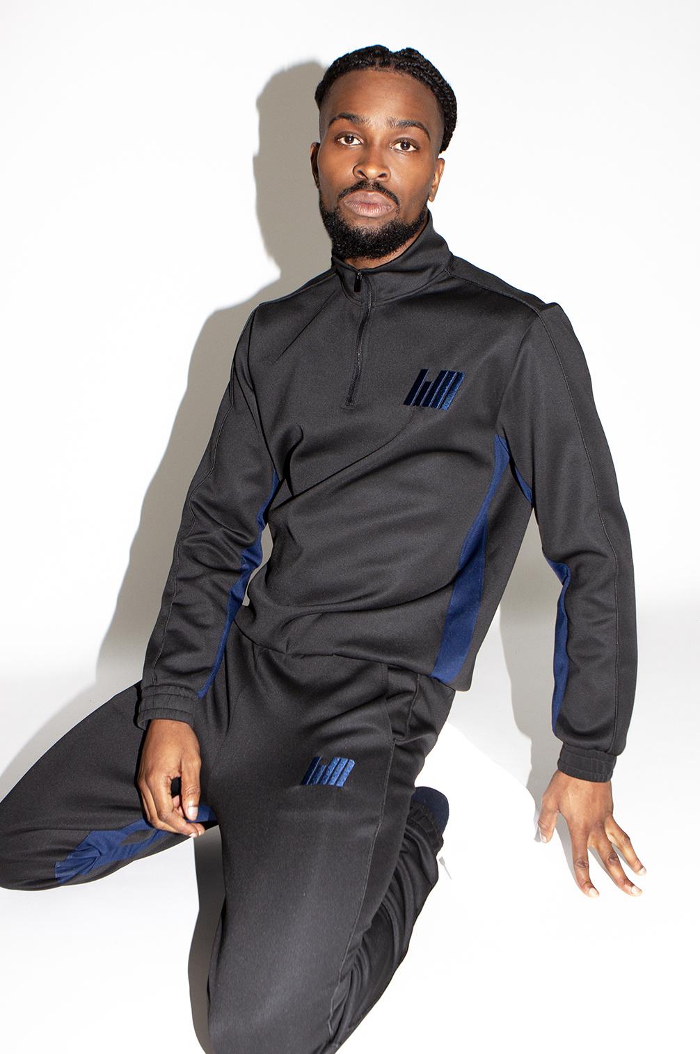 Jacket Liam Black
