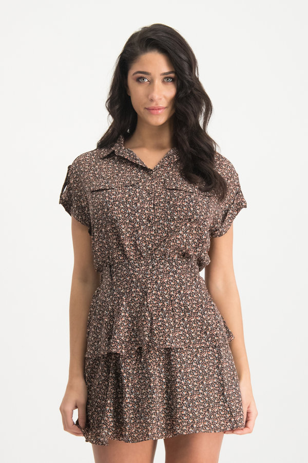 Lofty Manner Blouse Top Cicely