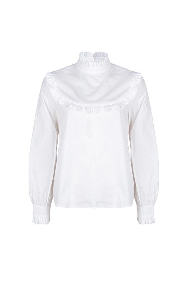 Lofty Manner Witte Blouse Adele