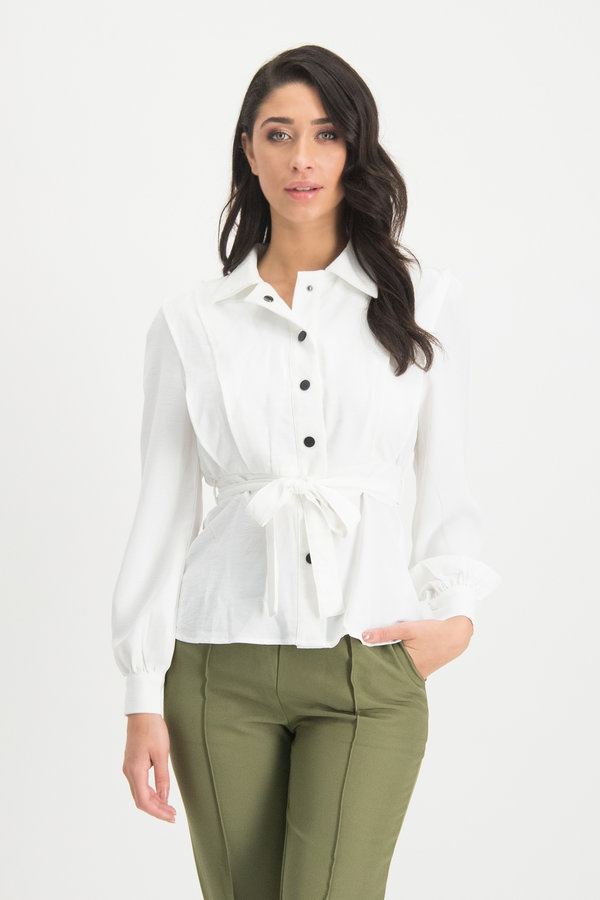 Blouse Olga White