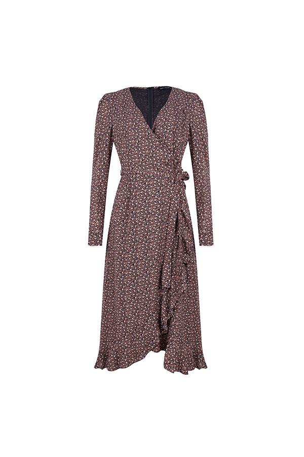 Lofty Manner Bloemenprint Maxi Dress Irma