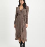 Lofty Manner Floral Print Maxi Dress Irma
