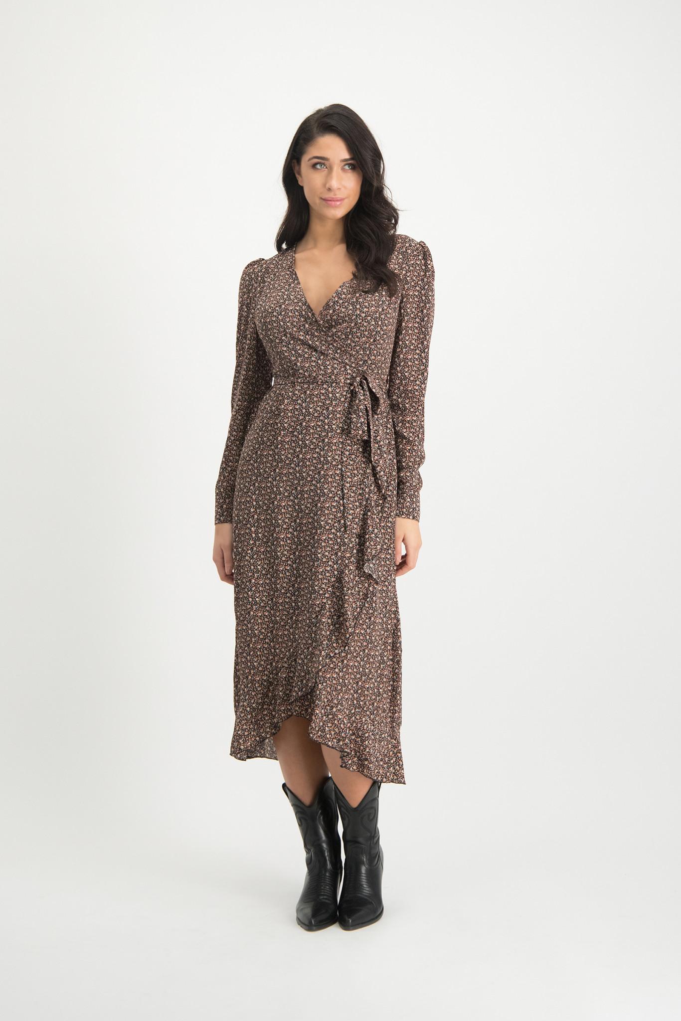 Bloemenprint Maxi Dress Irma