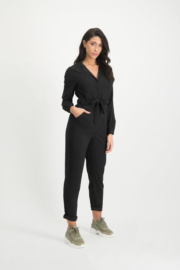 Black Jumpsuit Alina