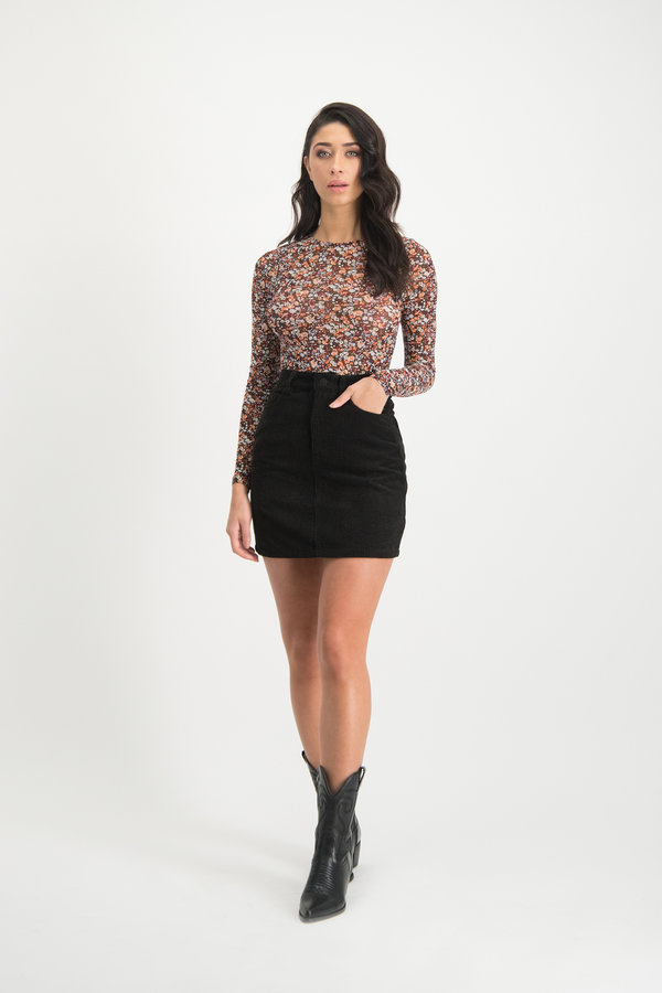 Black Skirt Lida