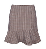 Lofty Manner Peach-colored Skirt Ciska