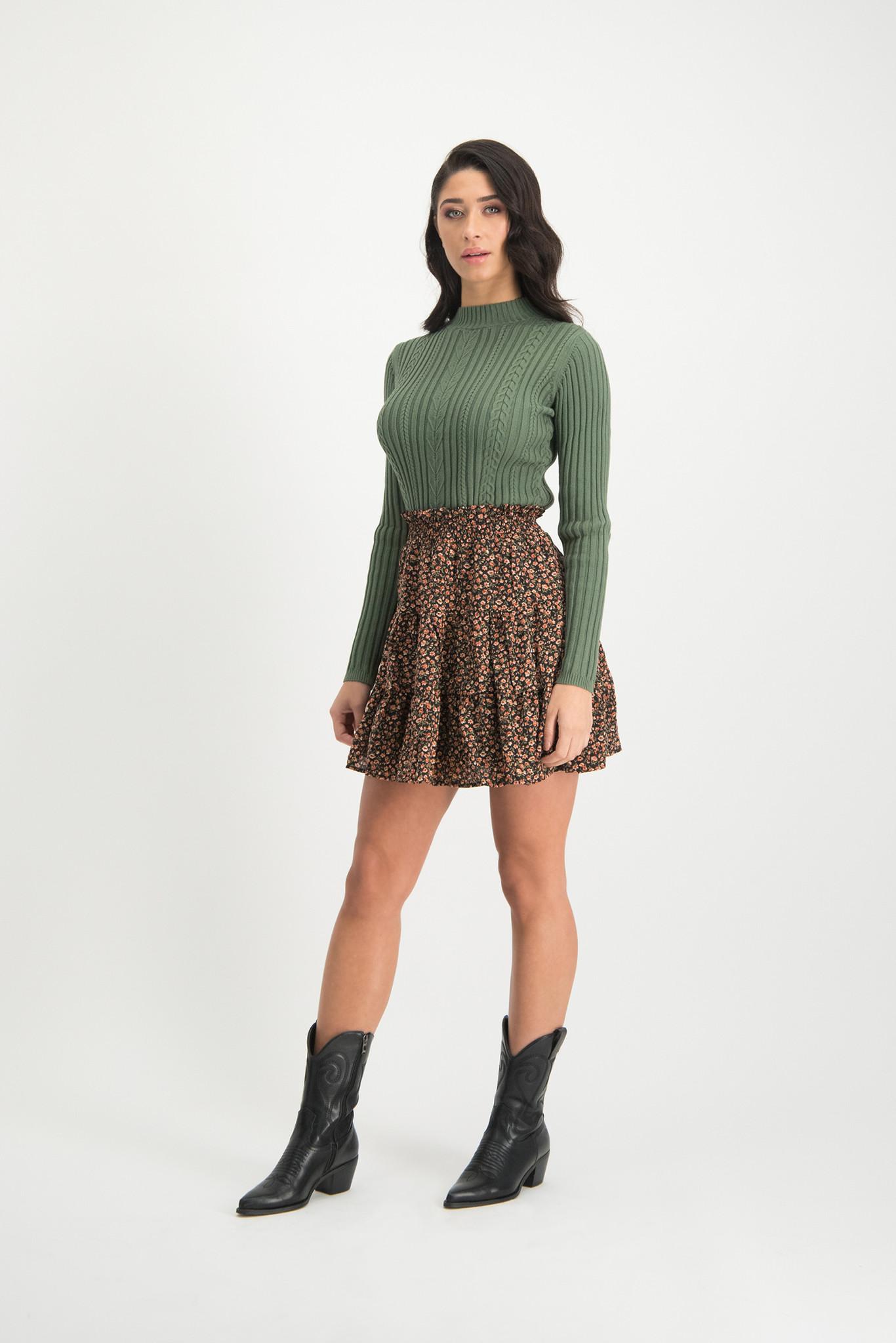 Lofty Manner Groene Sweater Hope