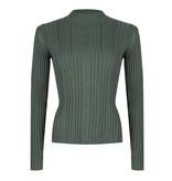 Lofty Manner Green Sweater Hope