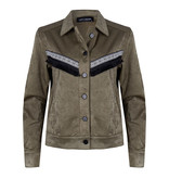 Lofty Manner Green Jacket Gini