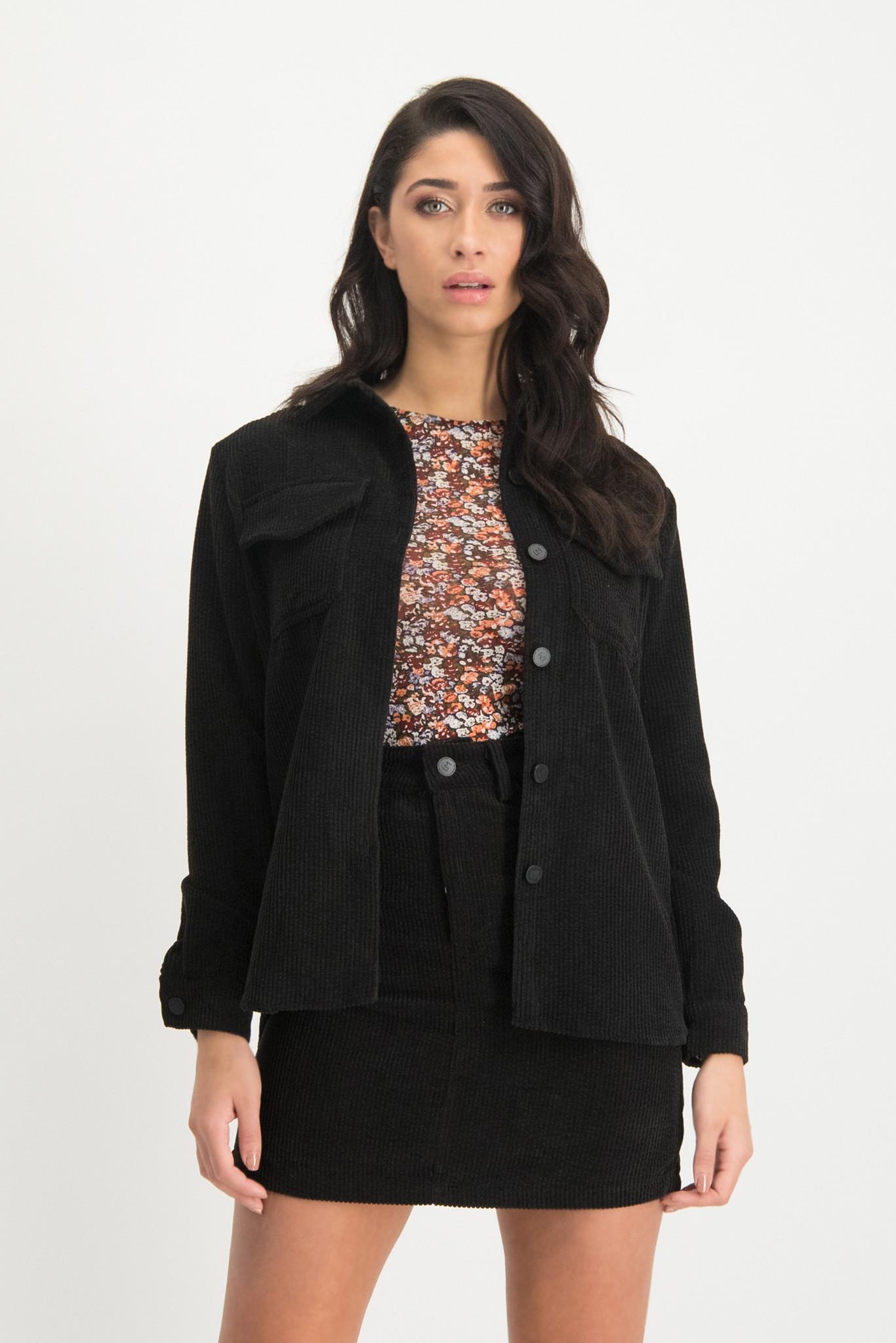 Lofty Manner Black Jacket Brynn