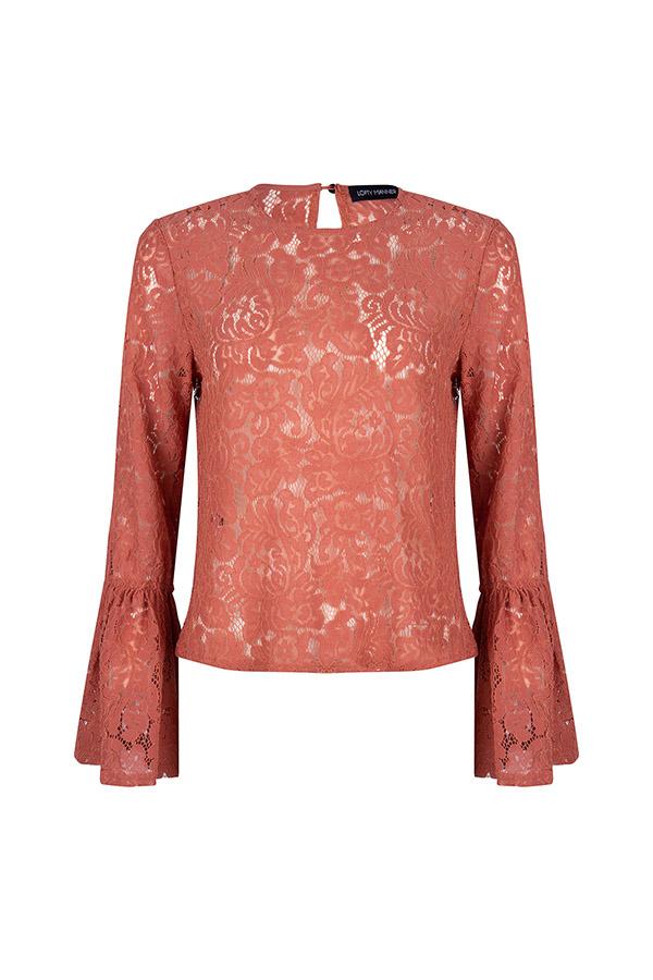 Lofty Manner Roze Top Ylonka