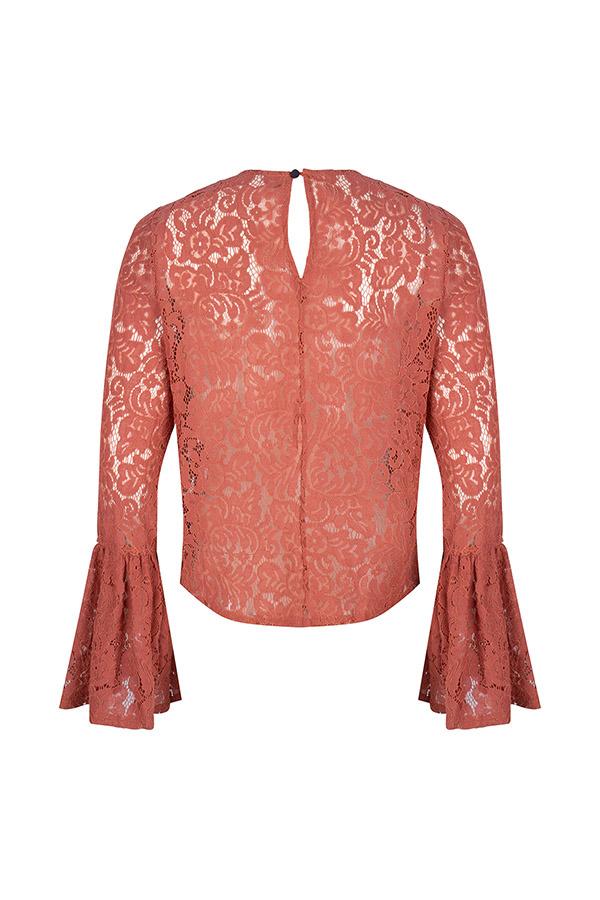 Lofty Manner Pink Top Ylonka