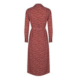 Lofty Manner Pink Black Maxi Dress Sydney