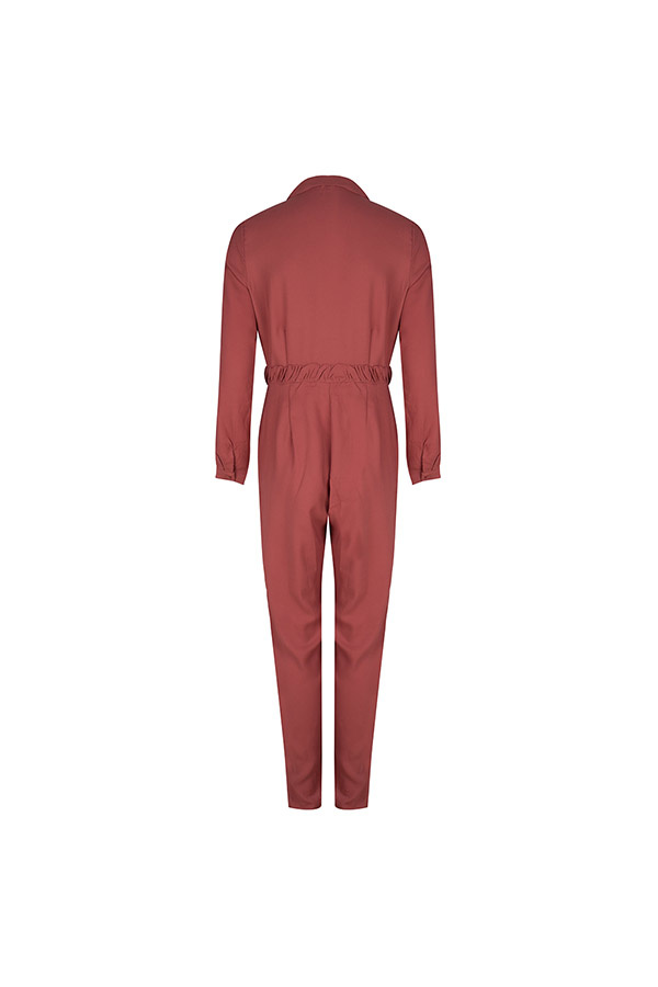 Lofty Manner Pink Jumpsuit Alina