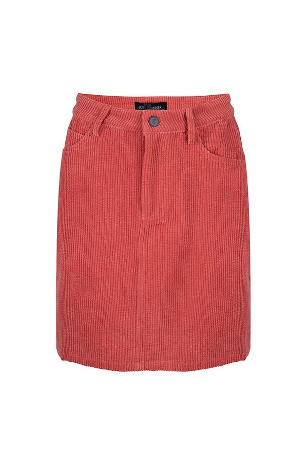 Lofty Manner Pink Skirt Lida