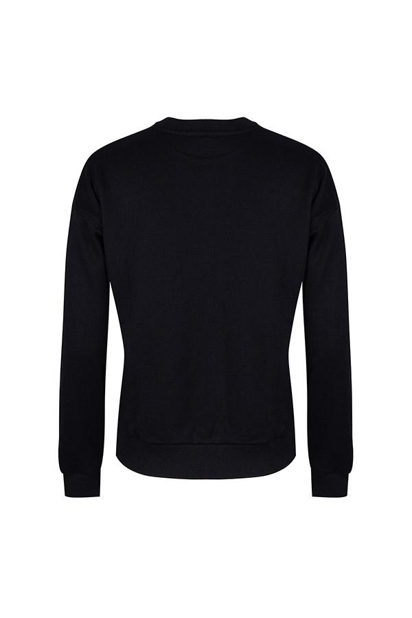 Lofty Manner Black Sweater Gwen