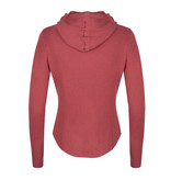 Lofty Manner Roze Sweater Capuchon Yasmine