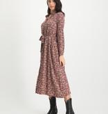 Lofty Manner Pink Black Dress Sydney