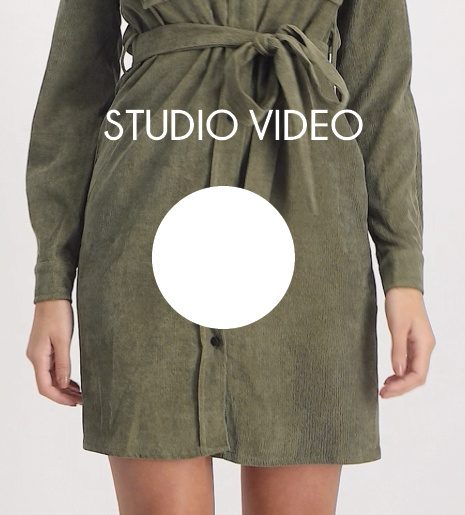 Green Dress Adrienne