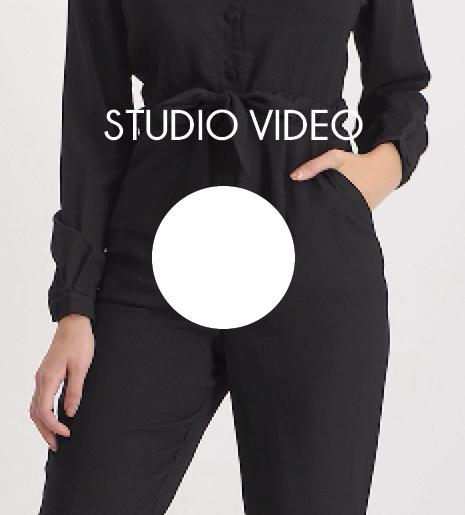 Zwarte Jumpsuit Alina