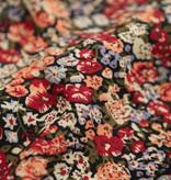 Flower Print Dress Lotus