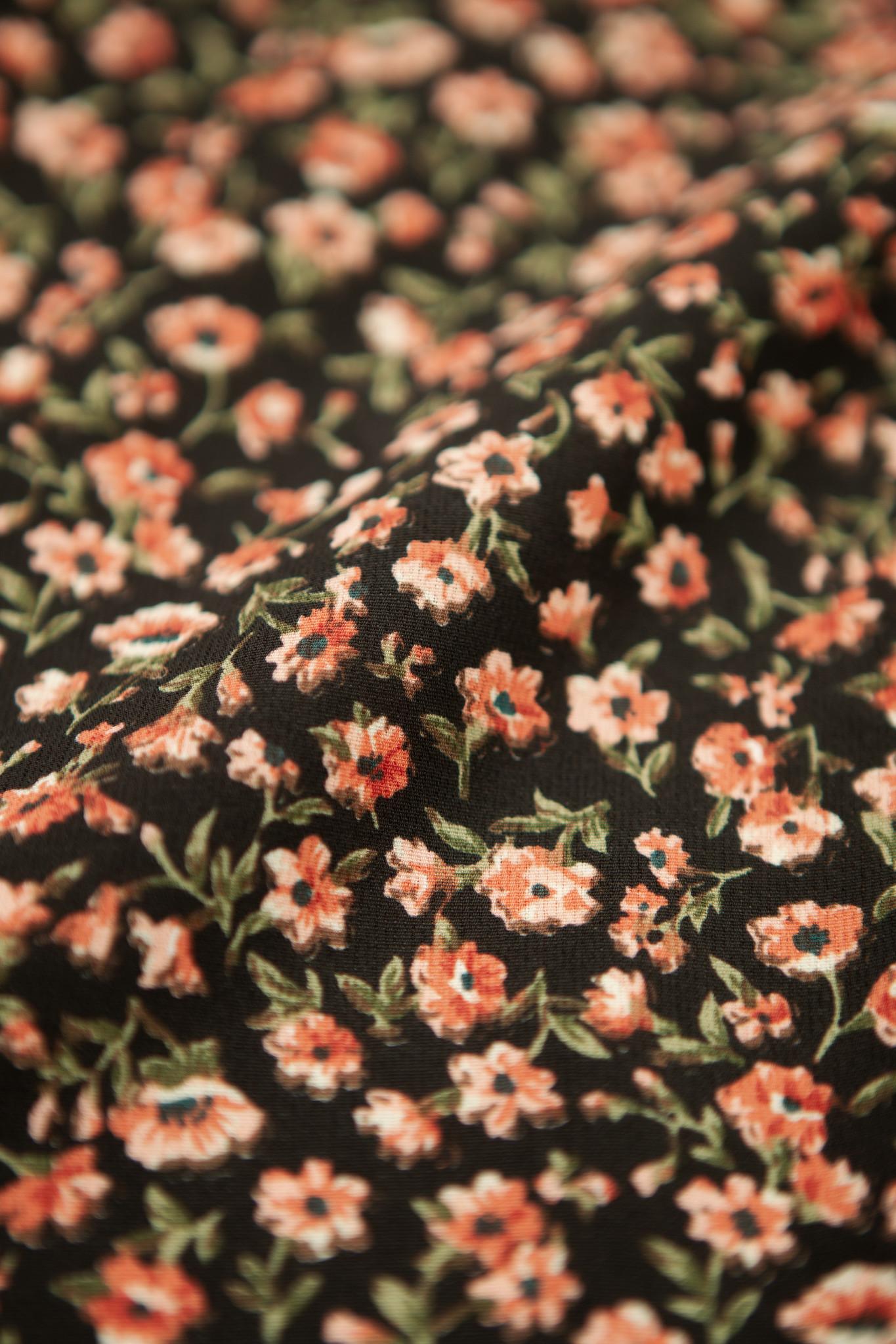 Lofty Manner Pink Black Dress Kaya