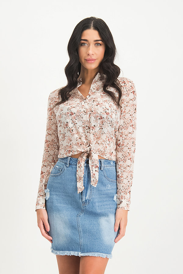 Lofty Manner Blouse Anne Lou