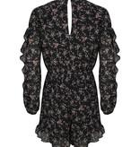 Lofty Manner Jumpsuit Bibian zwart