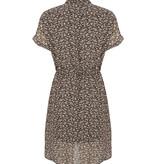 Lofty Manner Moss green Blouse Dress Florine