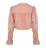 Lofty Manner Roze Bloemenprint Blouse Carla