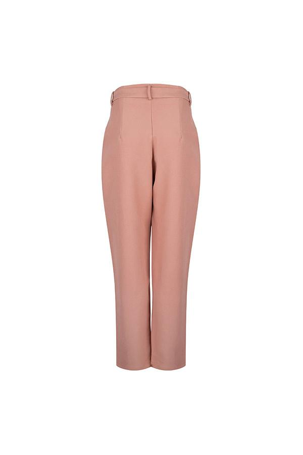 Lofty Manner Perzikkleurige Pantalon Chloe