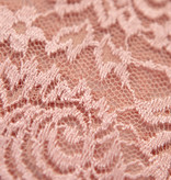 Lofty Manner Pink See Through Top Sorella