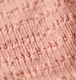 Lofty Manner Pink Puff Sleeve Top Zita