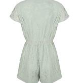 Lofty Manner Mint green Jumpsuit Chaja