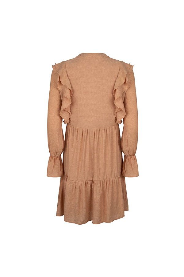 Lofty Manner Peach-colored Dress Maxie