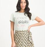 Lofty Manner Mintgroen shirt Lauretta